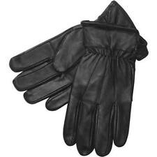 Men's Ryno Thinsulate Leather Gloves - Black (M)