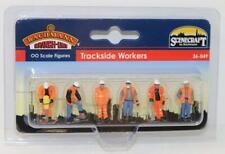 Railway Models 00 Army Personnel x 5 - Modelscene Accessories 5116