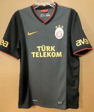 Galatasaray Nike Football Shirt Away 2013/2014 Avea Soccer Jersey Gray Size M