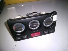 LAND ROVER FREELANDER HEATER CONTROL PANEL UNIT IN BLACK COLOUR with AIR CON
