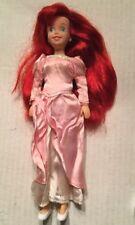 "Walt Disney Little Mermaid Ariel Doll 9"""