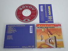 CURTIS FULLER/IMAGINATION(SAVOY SV-0128) CD ALBUM