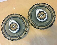 Kenwood KFC-1693PS Performance Series Flush mount Speakers 6 1/2
