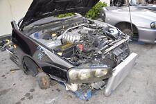 Nissan Skyline GT-T R34 ER34 Front Clip Cut RB25DET Neo JDM RHD Half FMIC GTR