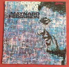 MAYNARD FERGUSON   LP ORIG US COLOR HIM WILD  MAINSTREAM