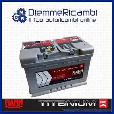 BATTERIA AUTO FIAMM L3 74 Ah 680A EN = BOSCH - VARTA 74 DX + PRONTA ALL'USO