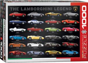 The Lamborghini Legend Eurographics 1000 Piece Jigsaw Puzzle New Brand sealed