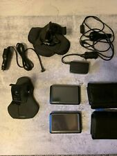 Garmin Bundle Nuvi 265W + 255W + Accessories Mount Charging Cable Carrying Case