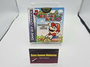 Nintendo Game Boy Advance Super Mario Advance Super Mario Bros.1 / 2 CIB EUR