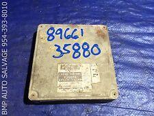 OEM 1994 TOYOTA 4RUNNER ECU # 89661-35880 ENGINE COMPUTER BRAIN ECM #1112 #GT32