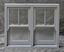 Timber Wooden Double Sliding Sash Window - Bespoke, Made to Measure!!!