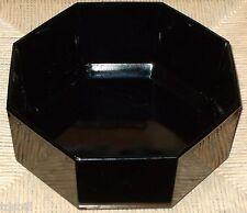 "Arcoroc France OCTIME BLACK Serving Bowl - Large 9"" x 4"""