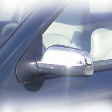 2 COQUE RETRO CHROME VW GOLF 4 PASSAT POLO SEAT LEON