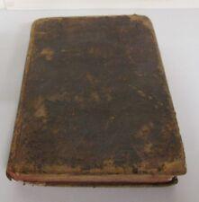 A Fine Book_Los Dos Robinsones O Aventuras De Carlos Y Fanny C.1792_Sale Priced!