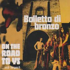 BALLETTO DI BRONZO On the road to ys  LP  italian prog