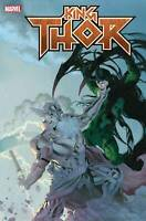 KING THOR #2 (2019 MARVEL) NM 1ST PRINT RIBIC MAIN COVER A