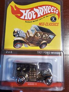 Hot Wheels RLC NEO Classics Series 1931 Ford Woody