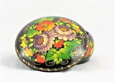 Boîte à bijoux collection décoration bonbonnière D10 H5 en bois peint main laqué