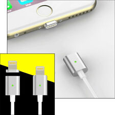 Metal Tip Magnetic 8 Pin USB Data Sync Charging Cable for iPhone 5 6 Plus 6S SL
