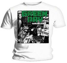 Green Day Short Sleeve T-Shirts for Men