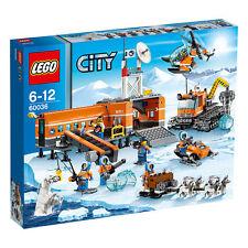 Lego 60036 City - City Arktis-Basislager Verpackung 1B