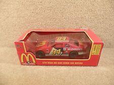 New 1996 Racing Champions 1:24 NASCAR Bill Elliott McDonald's Monopoly Ford #94