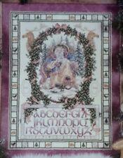 Cross Stitch Pattern Woodland Celebration Father Winter Magic Teresa Wentzler