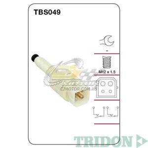 TRIDON STOP LIGHT SWITCH FOR Volkswagen Passat 03/98-07/04 2.8L(ACK)  30VTBS049