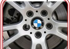 68mm Chrome Emblem Wheel Centre Caps Hub E60 X1 X3 X5 X6 X1 M1 M3 M5 M6 Z4