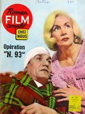Roman Film Complet n°127  - 1963 - Avec Michelle Leroi - Claude Ligory -C Cheret