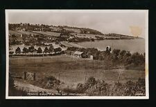 Somerset PORTISHEAD Tennis Courts & Bay c1930/50s? RP PPC