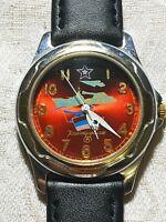 Soviet Watch Vostok Komandirskie Wostok Vintage Wristwatch USSR Rare Russia