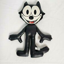 """Felix the Cat Vinyl Stuffed 14"""" high Vintage by Good stuff"""