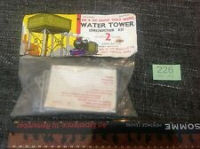 Airfix Water Tower H0 / 00 Model Construction Kit - Grey - Brand New & Sealed