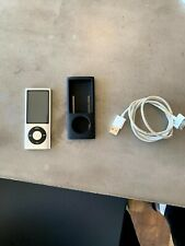Apple iPod nano 5th Generation Silver (8 Gb) - For parts, not working.
