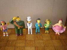 Les Simpsons Lot Figurines Matt Groening Fox