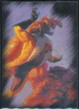 2010 Marvel Heroes and Villains Trading Card #19 Sasquatch vs. Sabretooth