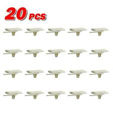 20pcs Door Quarter Panel Moulding Clips Retainer Fastener for Chevrolet KC 1940