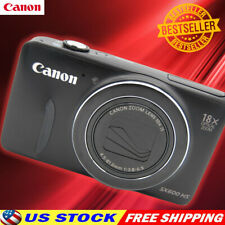 16MP Canon PowerShot SX600 HS Digital Camera w/18x Zoom Wi-Fi Digital Camera