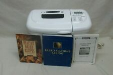 """""""Breadman"""" Automatic Bread Baker Countertop Appliance with Manual and Book"""