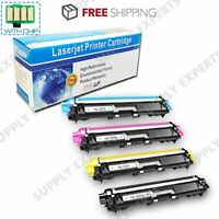 4PK TN227 KCYM Toner Cartridges Set For Brother MFC-L3750CDW HL-3230CDW W/ Chip