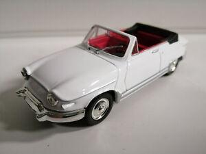 Panhard PL17 Cabriolet Norev 1/43