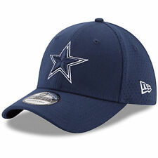 DALLAS COWBOYS 2017 NFL NEW ERA 39THIRTY PRIME PIERCE NAVY TEAM HAT MENS S/M