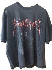 Black metal shirt Emperor Original