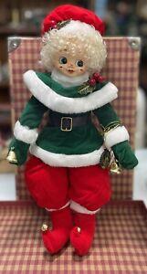 Vintage Brinn's December Calendar Clown Collectible Edition 1987 Christmas