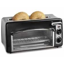 Toastation® Toaster & Oven - Black (22708)