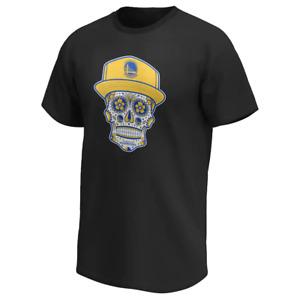 Golden State Warriors T-Shirt NBA Mens Iconic Hometown Graphic T-Shirt - New