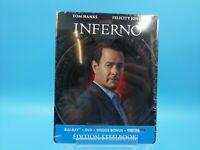 neuf film blu ray edition steelbook inferno