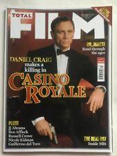 Total Film Magazine December 2006 James Bond 007 Casino Royal Special