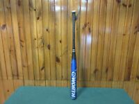 """WORTH INSANITY 34/26 ASA Certified Official Slowpitch Softball Bat 2 1/4"""" Alloy"""